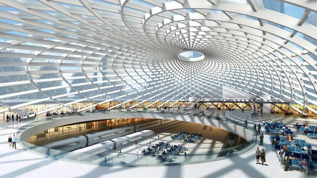 Các ứng dụng Quét Laser 3D cho kiến trúc và xây dựng dân dụng, quốc phòng
