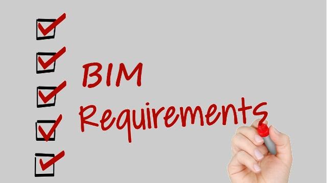 Xác định các yêu cầu của BIM đối với chủ đầu tư